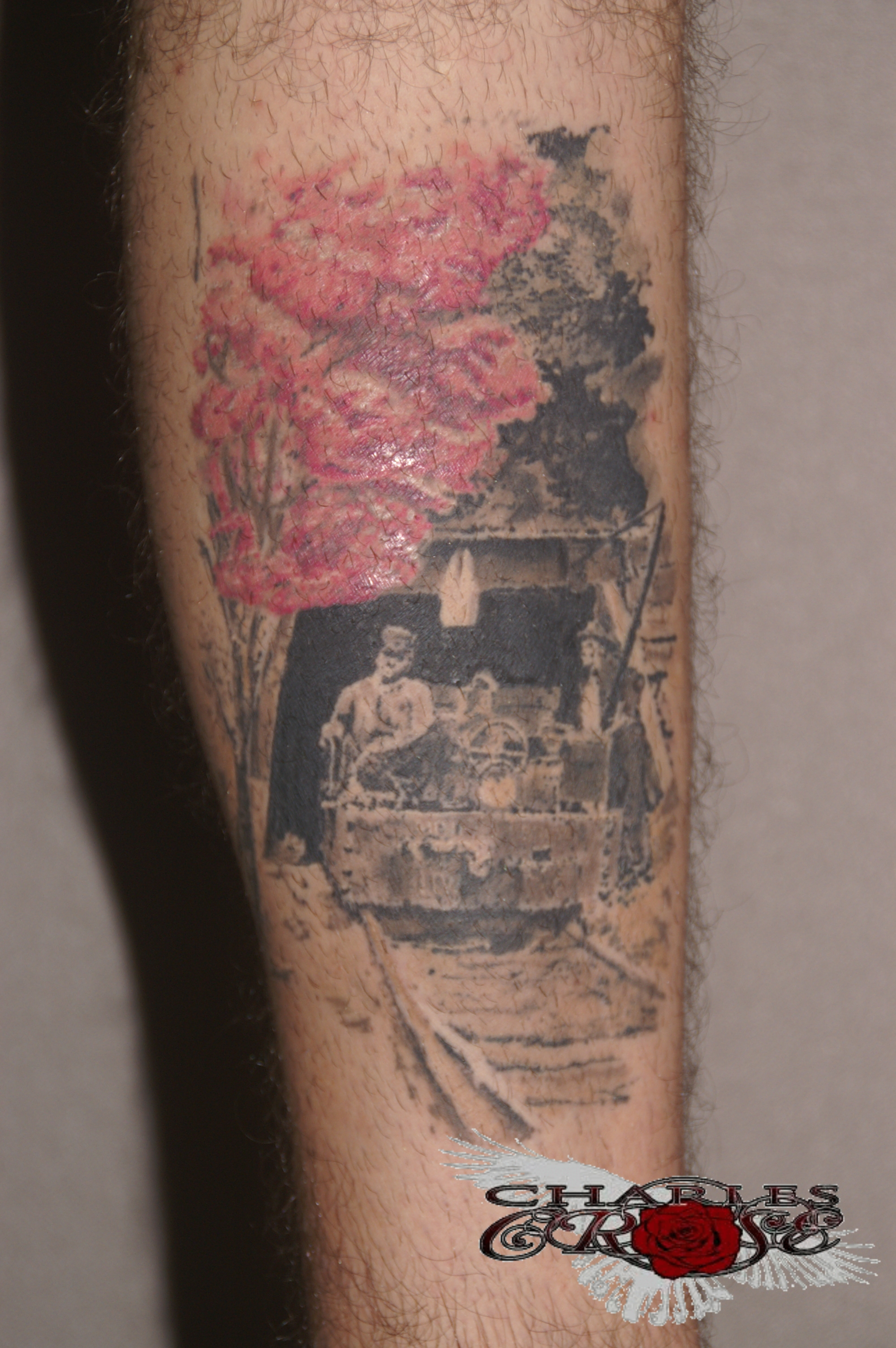 coal miner tattoos pictures to pin on pinterest tattooskid. Black Bedroom Furniture Sets. Home Design Ideas